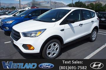2017 Ford Escape for sale in Ogden, UT
