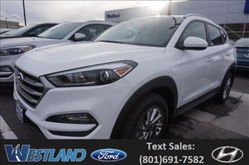 2017 Hyundai Tucson for sale in Ogden, UT