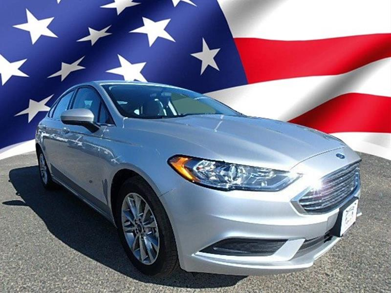 2017 Ford Fusion S 4dr Sedan - Woodbine NJ
