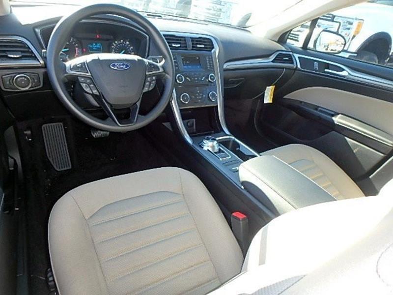 2017 Ford Fusion S 4dr Sedan - Woodbine NJ