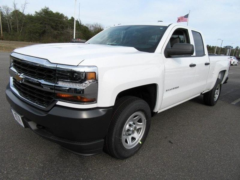 2017 Chevrolet Silverado 1500 4x4 Work Truck 4dr Double Cab 6.5 ft. SB - Woodbine NJ