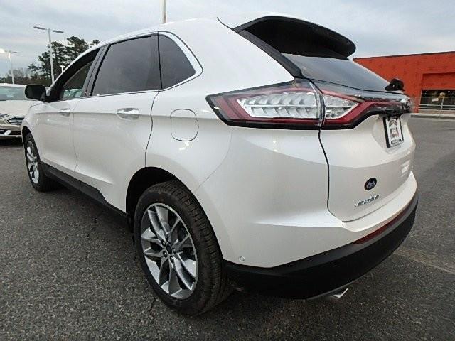 2017 Ford Edge AWD Titanium 4dr SUV - Woodbine NJ