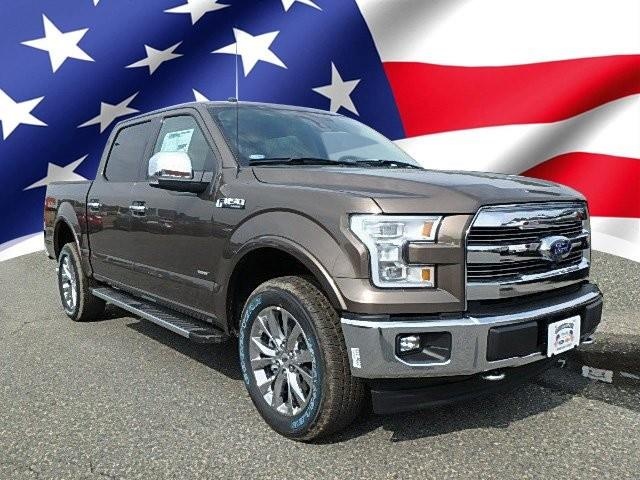 2017 Ford F-150 4x4 Lariat 4dr SuperCrew 5.5 ft. SB - Woodbine NJ