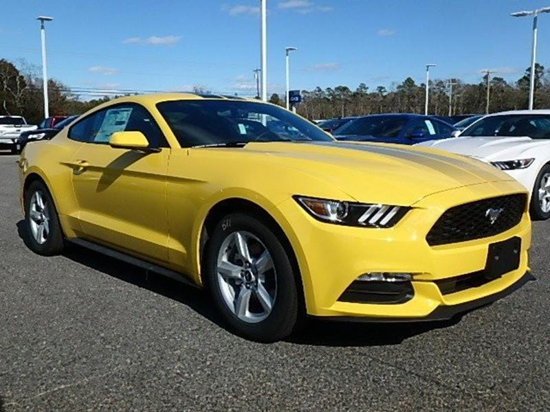 2017 Ford Mustang V6 2dr Fastback - Woodbine NJ