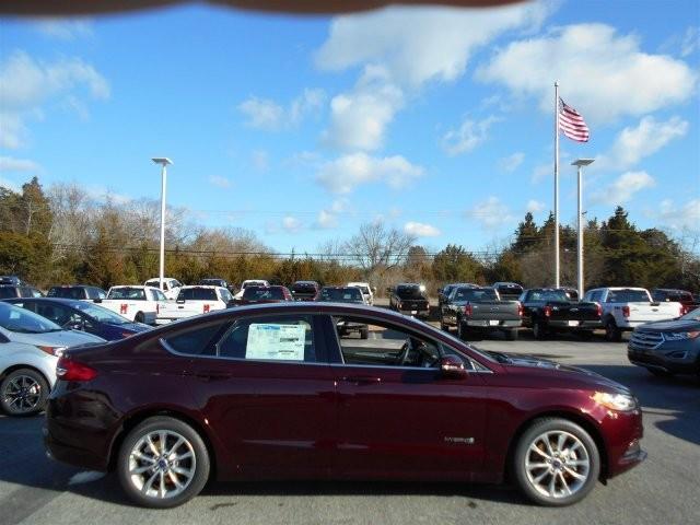 2017 Ford Fusion Hybrid SE 4dr Sedan - Woodbine NJ