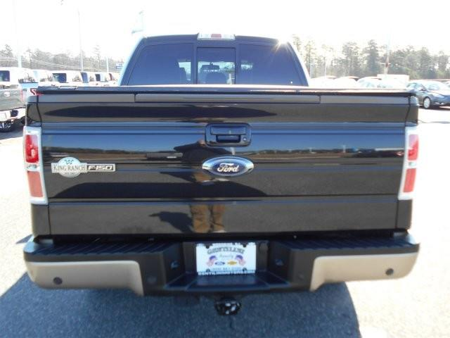 2013 Ford F-150 4x4 Limited 4dr SuperCrew Styleside 5.5 ft. SB - Woodbine NJ