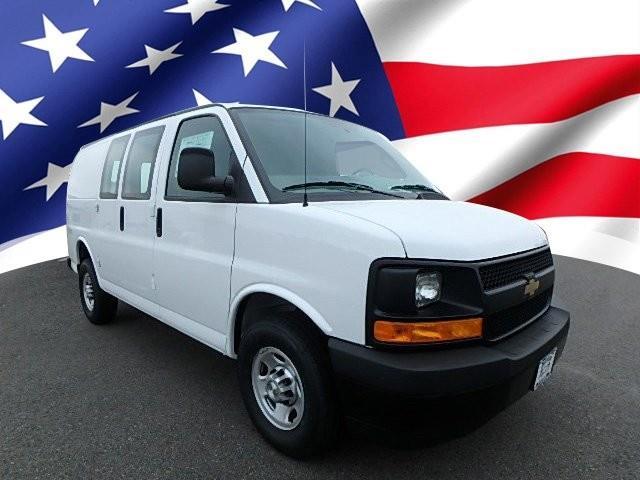 2017 Chevrolet Express Cargo 2500 3dr Cargo Van - Woodbine NJ