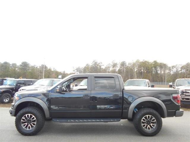 2013 Ford F-150 4x4 SVT Raptor 4dr SuperCrew Styleside 5.5 ft. SB - Woodbine NJ