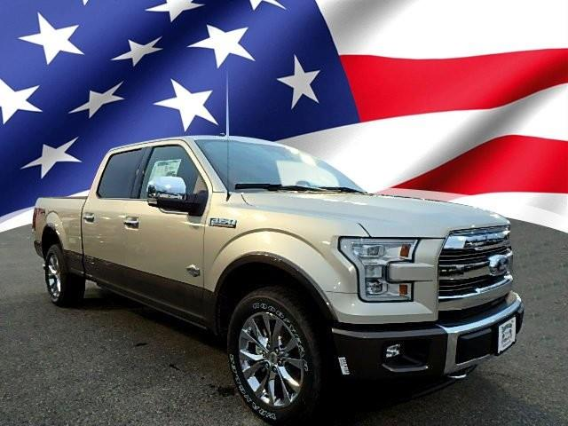 2017 Ford F-150 4x4 King Ranch 4dr SuperCrew 6.5 ft. SB - Woodbine NJ