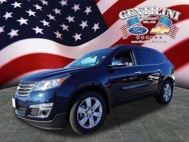 2017 Chevrolet Traverse LT 4dr SUV w/1LT - Woodbine NJ