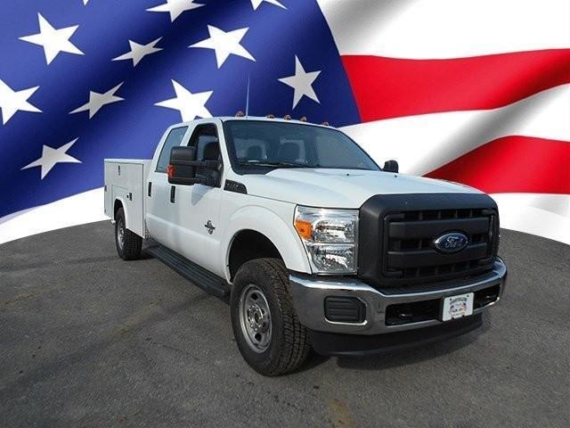 2016 Ford F-350 Super Duty XL Utility Body Work Truck - Woodbine NJ
