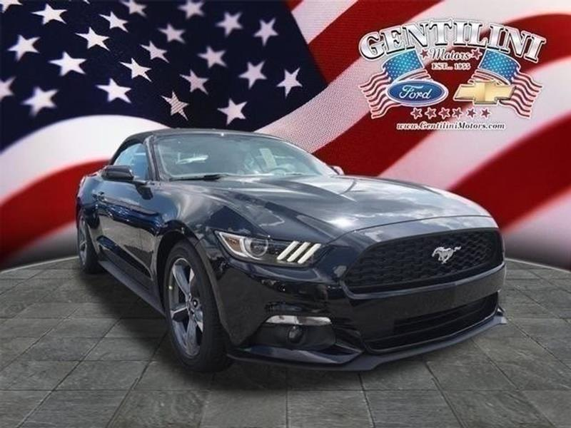 2017 Ford Mustang V6 2dr Convertible - Woodbine NJ