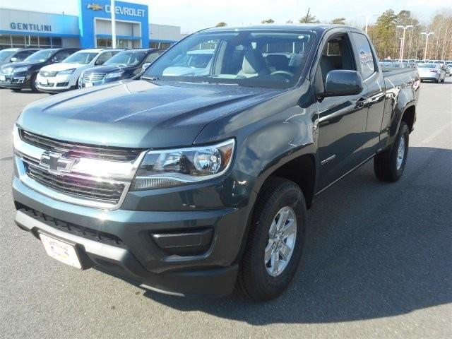 2017 Chevrolet Colorado 4x4 Work Truck 4dr Extended Cab 6 ft. LB - Woodbine NJ
