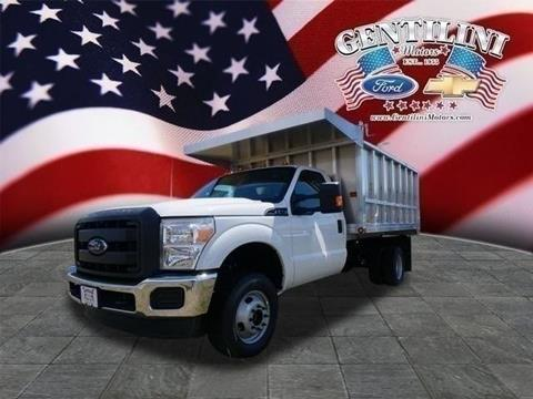 2016 Ford F-350 Super Duty for sale in Woodbine, NJ