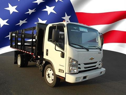 2016 Chevrolet 4500 Low Cab Forward