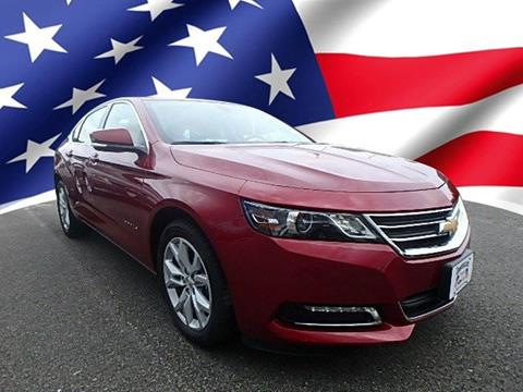 2018 Chevrolet Impala for sale in Woodbine, NJ