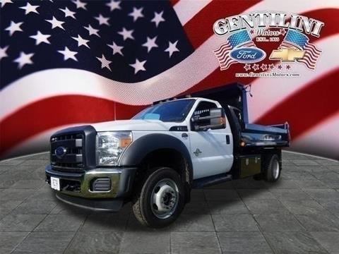 2016 Ford F-550 for sale in Woodbine, NJ