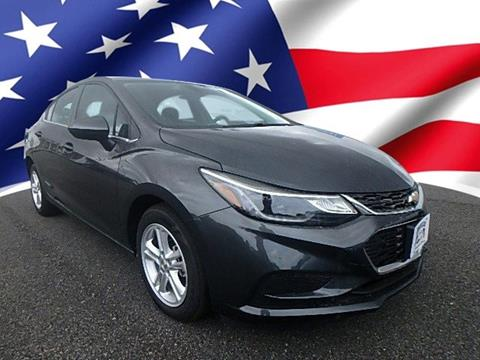 2018 Chevrolet Cruze for sale in Woodbine, NJ