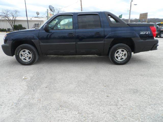 2004 chevrolet avalanche for Liberty used motors clayton clayton nc