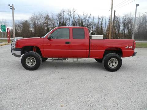 2004 Chevrolet Silverado 1500 for sale in Warsaw, MO