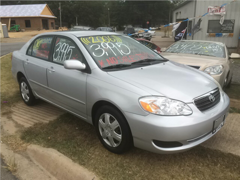 2006 Toyota Corolla for sale in Conway, AR