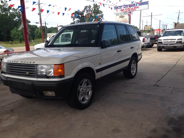 1999 LAND ROVER RANGE ROVER 40 SE AWD 4DR SUV tan leather abs - 4-wheel alloy wheels anti-theft