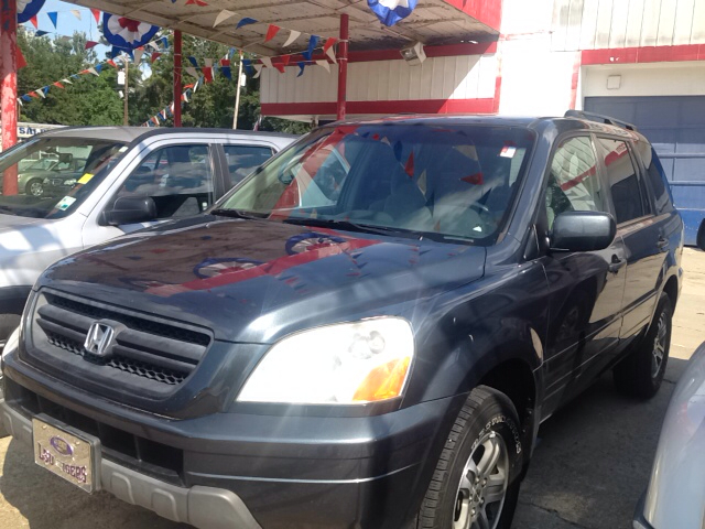 2005 HONDA PILOT EX 4WD 4DR SUV unspecified 4wd type - on demand abs - 4-wheel anti-theft system
