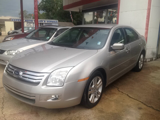 2008 FORD FUSION V6 SEL SEDAN silver abs - 4-wheel antenna type - mast anti-theft system - alarm