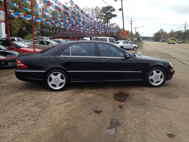 2000 MERCEDES-BENZ S-CLASS S500 black we are located at 1402 florida blvd denham springs la 70726