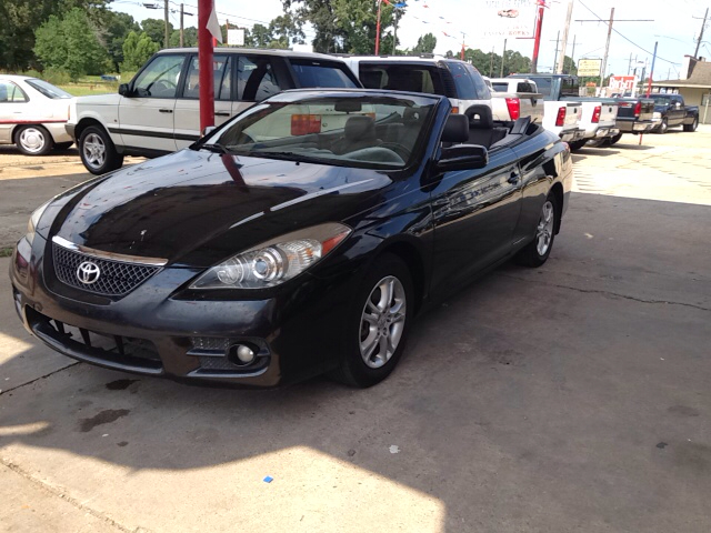 2008 TOYOTA CAMRY SOLARA SE V6 CONVERTIBLE unspecified 2-stage unlocking - remote abs - 4-wheel