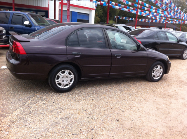 2001 HONDA CIVIC LX SEDAN unspecified we are located at 1402 florida blvd denham springs la 70726
