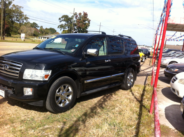 2004 INFINITI QX56 AWD black we are located at 1402 florida blvd denham springs la 70726  we offe