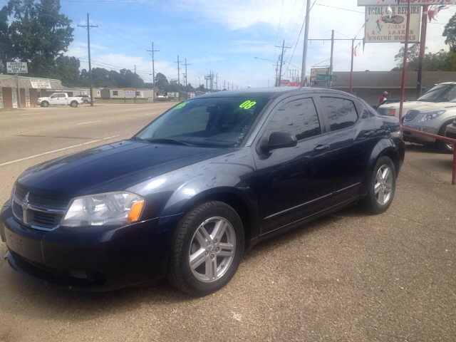 2008 DODGE AVENGER SXT 4DR SEDAN blue 2-stage unlocking - remote abs - 4-wheel antenna type - ma