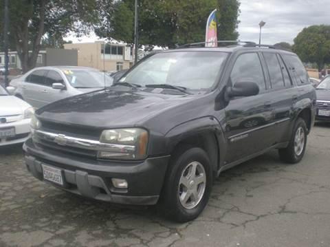 2003 Chevrolet TrailBlazer for sale in Fremont, CA