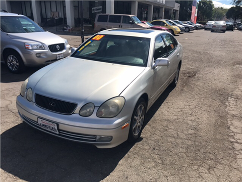 2000 Lexus GS 400 for sale in Fremont, CA