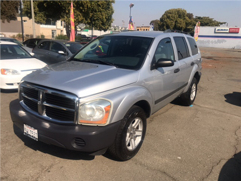 2006 Dodge Durango for sale in Fremont, CA