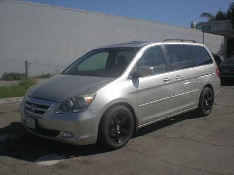 2005 Honda Odyssey for sale in Fremont, CA