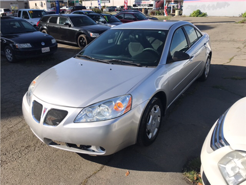 2007 Pontiac G6 for sale in Fremont, CA