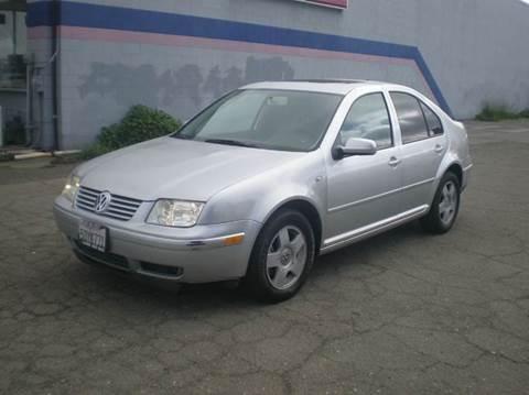 2001 Volkswagen Jetta for sale in Fremont, CA