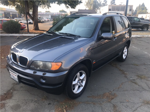2002 BMW X5 for sale in Fremont, CA