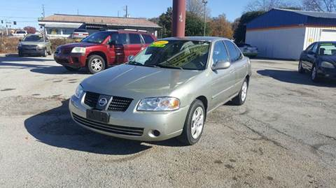 2005 Nissan Sentra for sale in Gainesville, GA