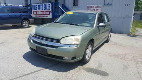 2005 Chevrolet Malibu Maxx for sale in Gainesville, GA