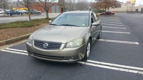 2005 Nissan Altima for sale in Gainesville, GA