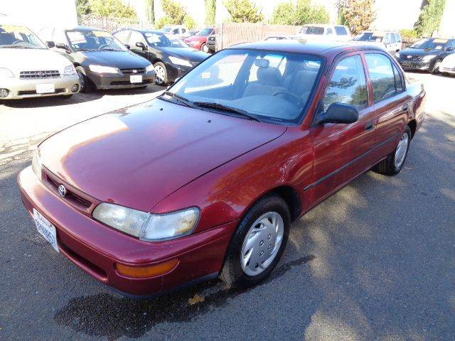 1996 toyota corolla for sale in citrus heights ca. Black Bedroom Furniture Sets. Home Design Ideas