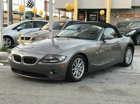 2005 Bmw Z4 For Sale Carsforsale Com