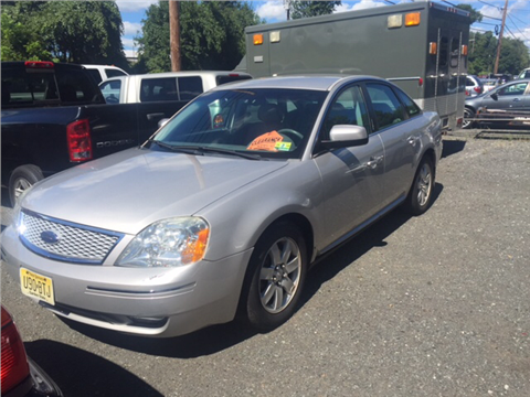 2007 Ford Five Hundred for sale in Lambertville, NJ