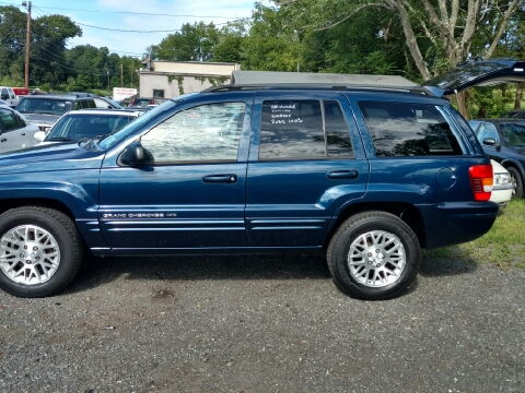 2002 Jeep Grand Cherokee for sale in Lambertville, NJ