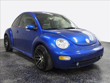 2004 Volkswagen New Beetle for sale in Salt Lake City, UT
