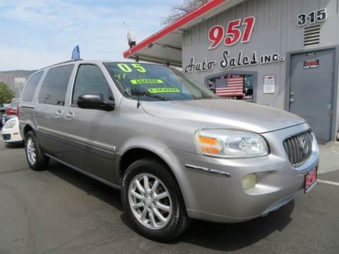 2005 Buick Terraza for sale in San Jacinto, CA