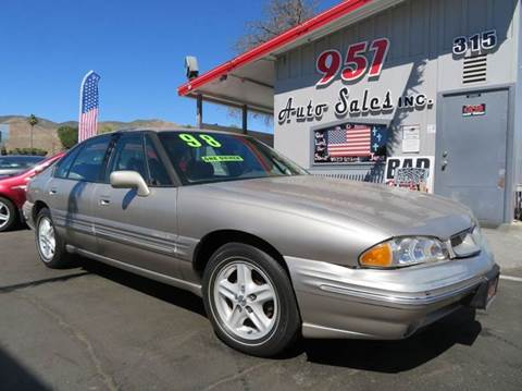 1998 Pontiac Bonneville for sale in San Jacinto, CA